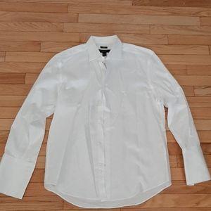 Pronto Uomo white button-down